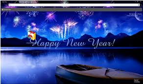 Happy New Year 2018 Themes For Desktop/Laptop & Mobile
