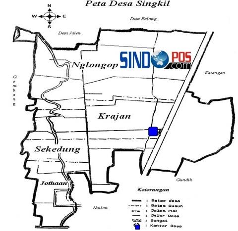 Profil Desa & Kelurahan, Desa Singkil Kecamatan Balong Kabupaten Ponorogo