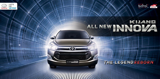 Launching Toyota All New Kijang Innova 23 November 2015