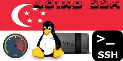 SSH Premium Gratis Server Singapura (SG) - Expired 14 November