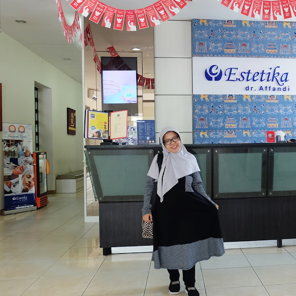 BEAUTY OUTSIDE, HAPPY INSIDE WITH KLINIK ESTETIKA dr. AFFANDI