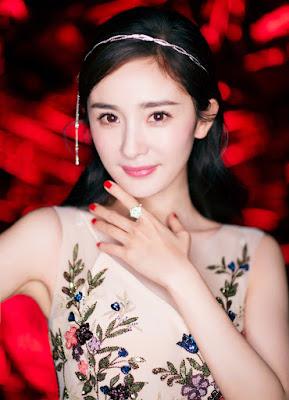 Yang Mi Marie Claire 2017