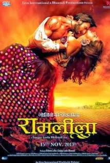 Capa do Filme Ram-Leela