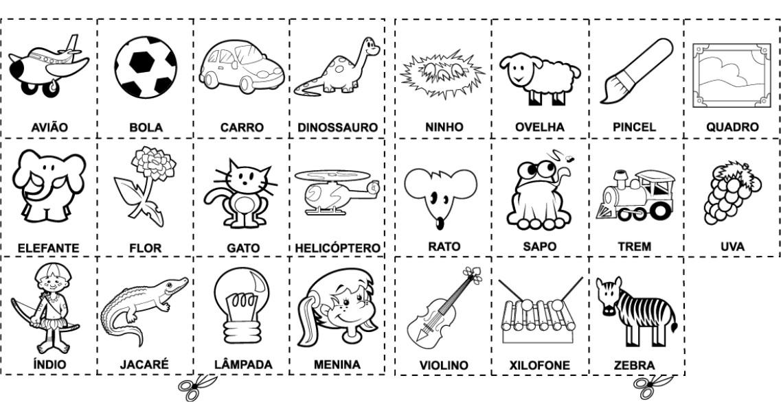 25 atividades de alfabetizaÇÃo exercÍcios desenhos colorir pintar