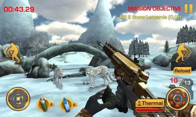 Wild Hunter 3D Mod