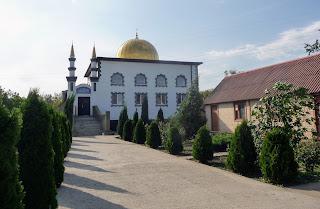 Костянтинівка. Мечеть