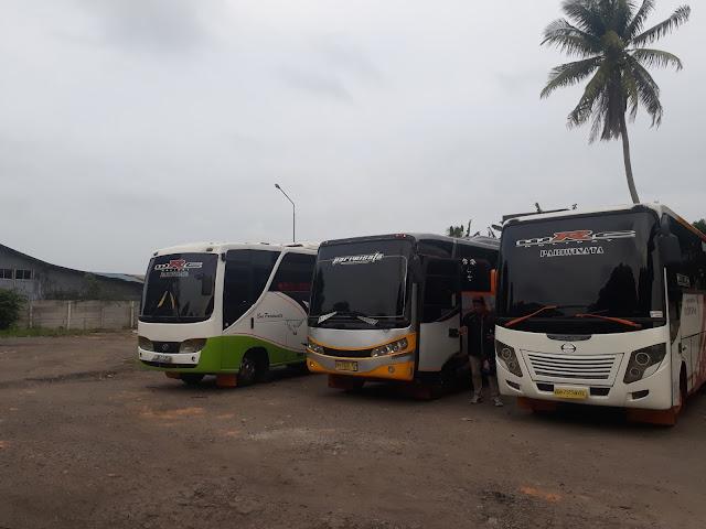 Rental Bus Bintan