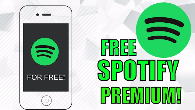 spotify premium account for free