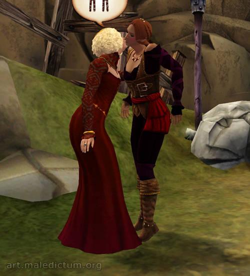 The Sims Medieval - свободные нравы Средневековья
