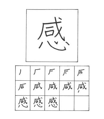 kanji merasa