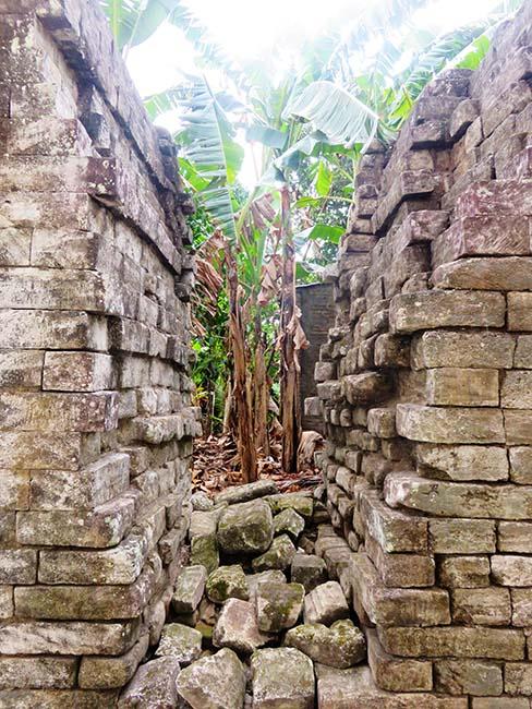 Lubang di Dinding Bekas Raden Rangga