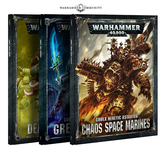 Codex Warhammer 40000