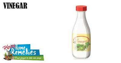 Home Remedies For Dark Underarms: Vinegar