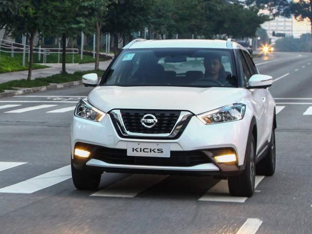 Nissan Kicks 2017
