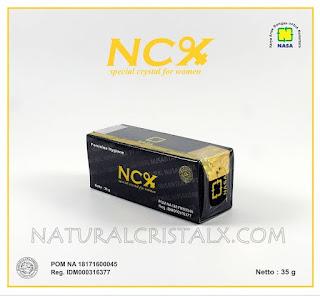 ncx asli nasa obat keputihan