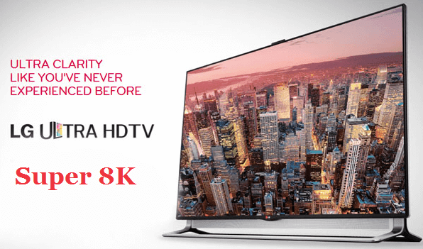 LG Launching First Ever 98-inch 8K SUPER UHD TV In CES 2016