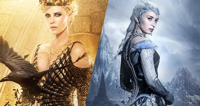 O Caçador e a Rainha de Gelo têm novo trailer