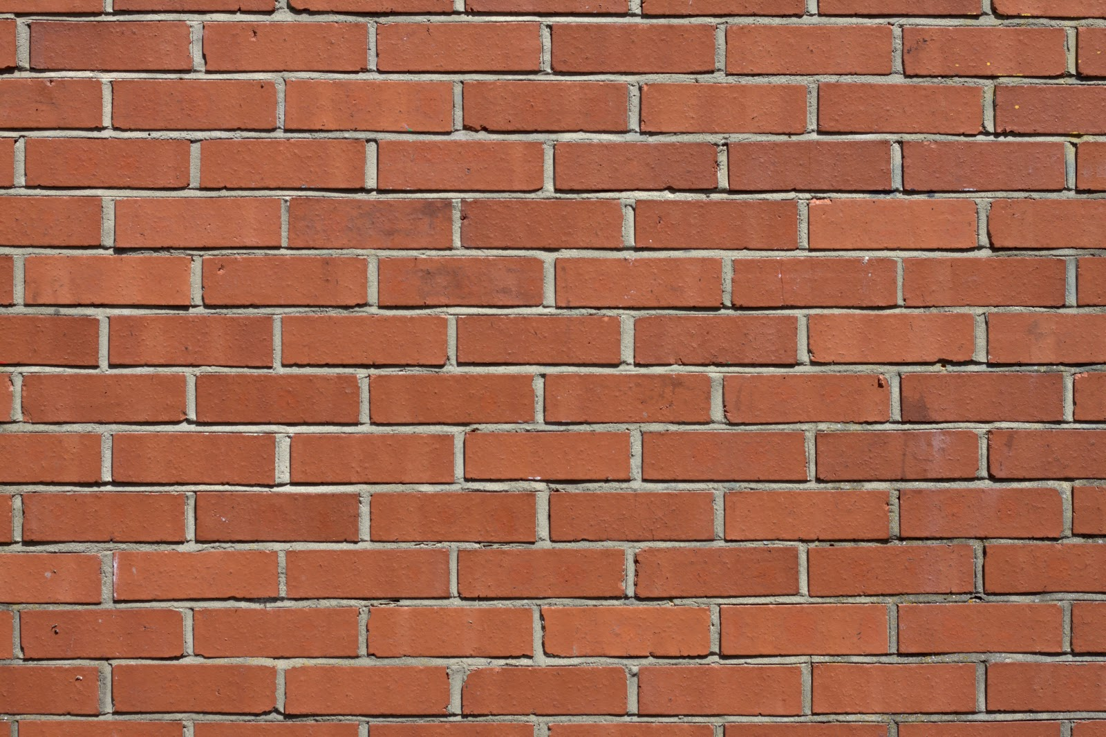 High Resolution Seamless Textures: (Brick 6) red wall ...