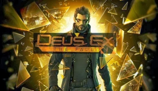 Android Game : Deus Ex The Fall v0.0.15