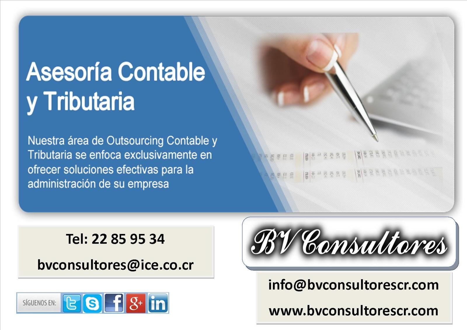 BV Consultores Costa Rica: Nuestro Despacho De Contable BV