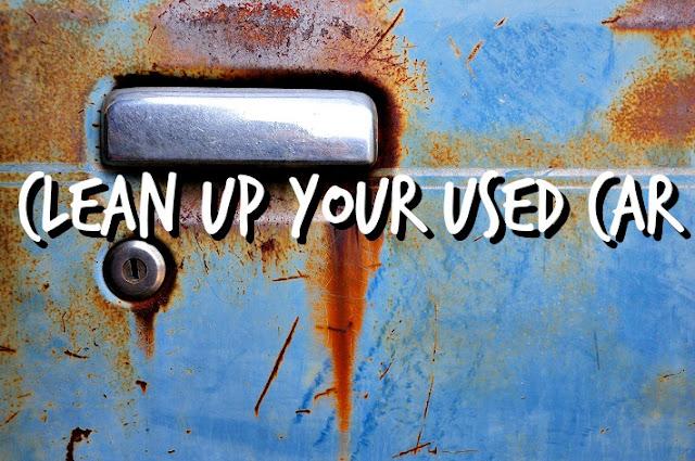 DIY car care tips