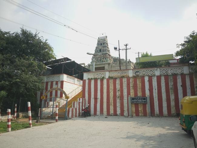 Sri Pralayakalada Veerabhadra Swamy Temple