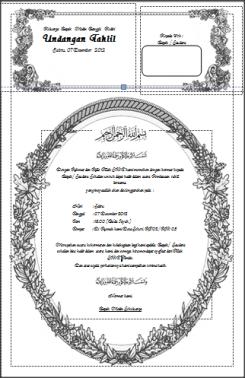 Download Buku Yasin Dan Tahlil Cdr