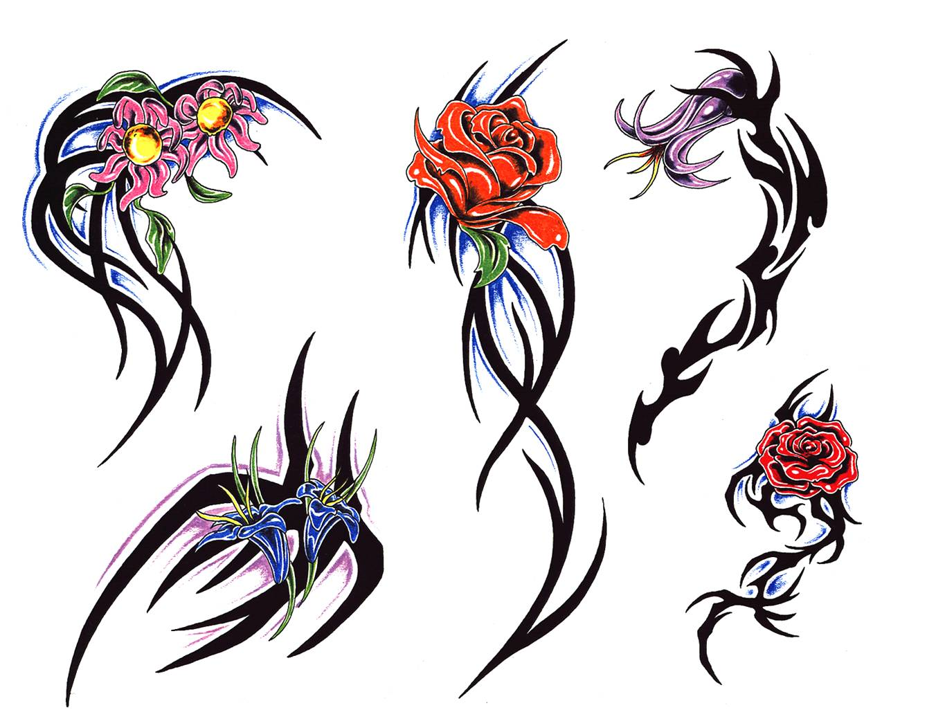 Free Printable Tattoo Designs: Trend Tattoo Styles: January 2013