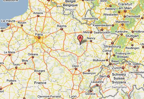Oradour Sur Carriveau France Map Wwwimagenesmycom