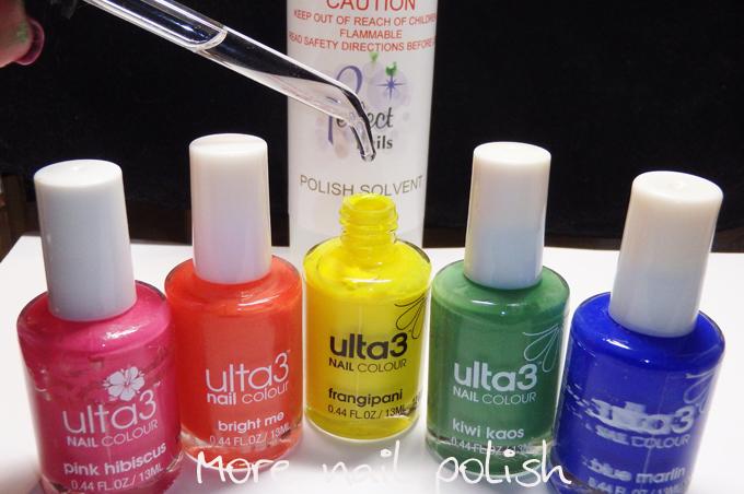 How to make any nail polish work for watermarbling ~ More Nail Polish