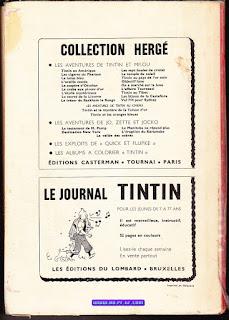 ( DOUBLE) Recueil Tintin, édition Belge, numéro 86