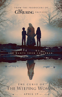 The Curse Of The Weeping Woman (The Curse of La Llorona) First Look Poster