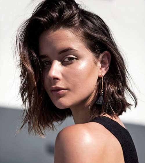 Trendy Short Hair Style 2016