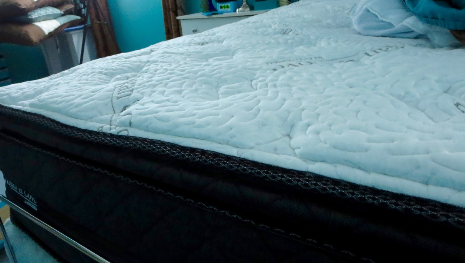 Walking, Way Overrated: Replacing A Mattress For Adjustable Bed ...