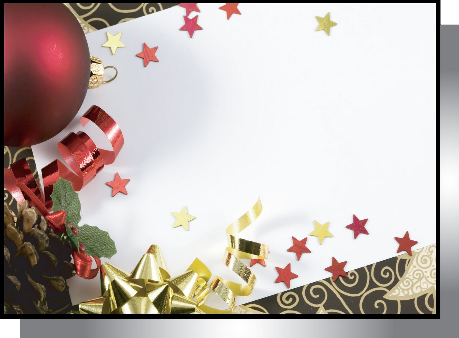 wallpaper mouth christmas card