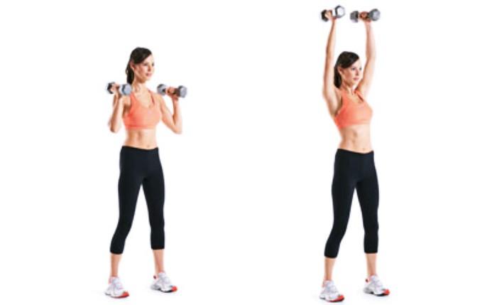 10 Cara Mengecilkan Lengan dengan Olahraga | DaftarMenarik.Com