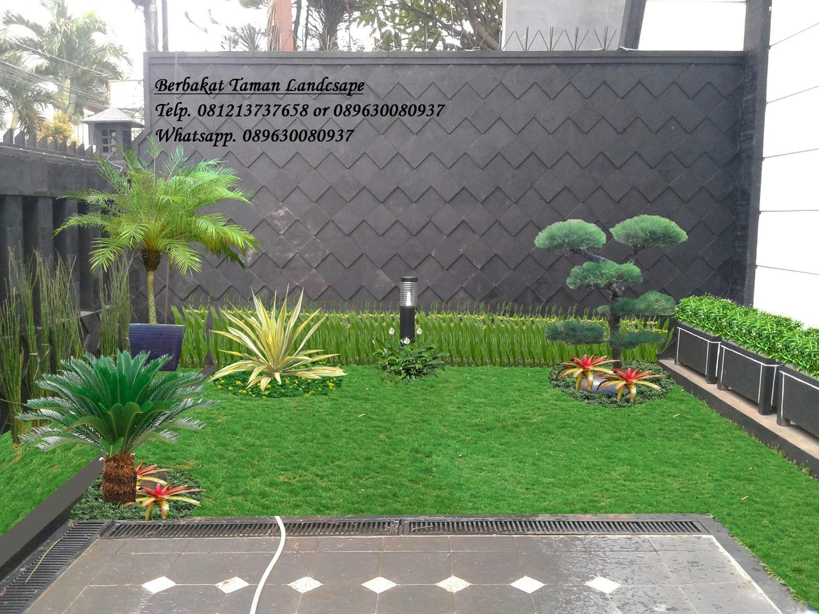 Tukang Pembuat Taman Minimalis Di Sentul City Berbakat Taman