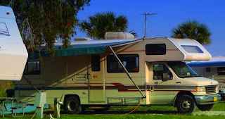 Wheel Estate at Savannas Recreation Area and Campground in Fort Pierce Florida by Dear Miss Mermaid, copyright http://Dearmissmermaid.com