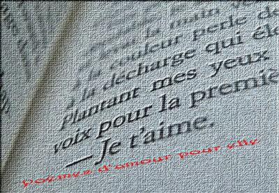Poèmes Damour Pour Elle Poèmes Et Textes Damour