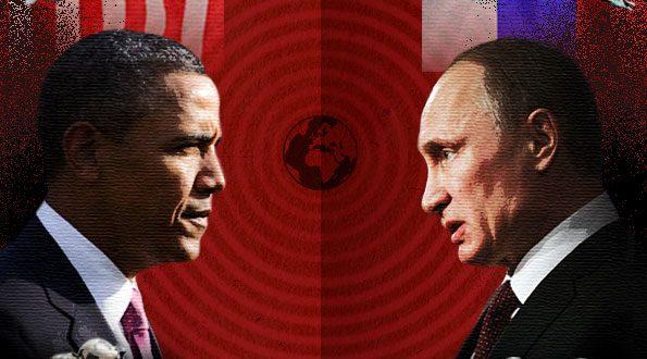"""Η Συρία """"σπίρτο"""" που μπορεί να προκαλέσει αμερικανο-ρωσική ανάφλεξη!"""