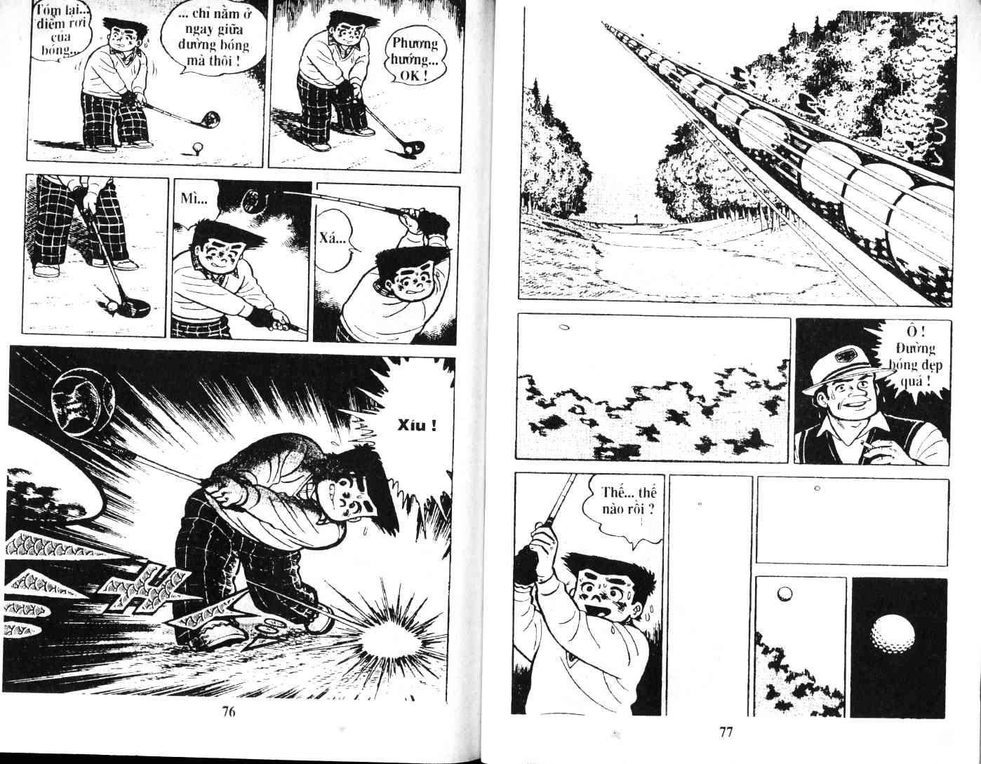 Ashita Tenki ni Naare chapter 35 trang 37