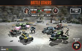 League of War Mercenaries Cheat Apk