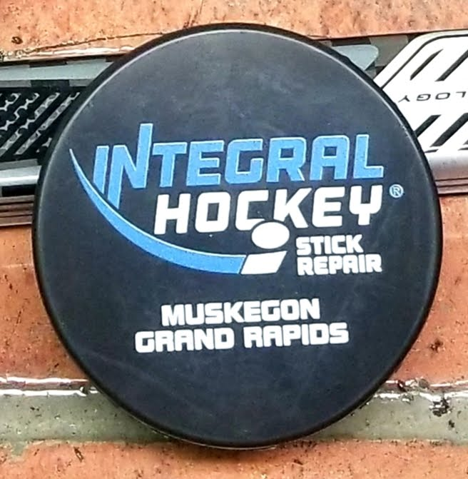 Integral Hockey Stick Repair