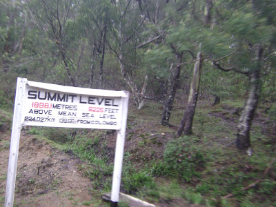 Summit level in Sri Lanka