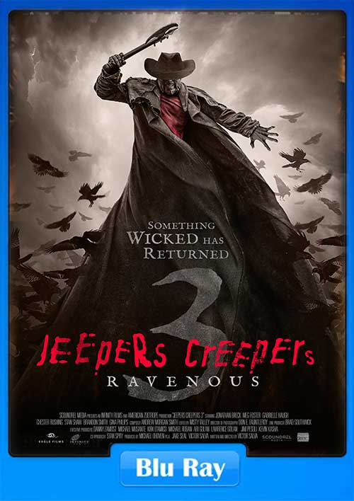 Jeepers Creepers III 2017 720p BRRip 950MB Poster