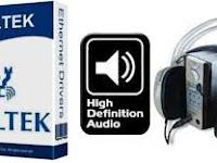 Realtek High Definition Audio Drivers 6.0.1.8053 For Windows