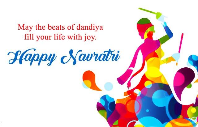 Navratri Wishes in English