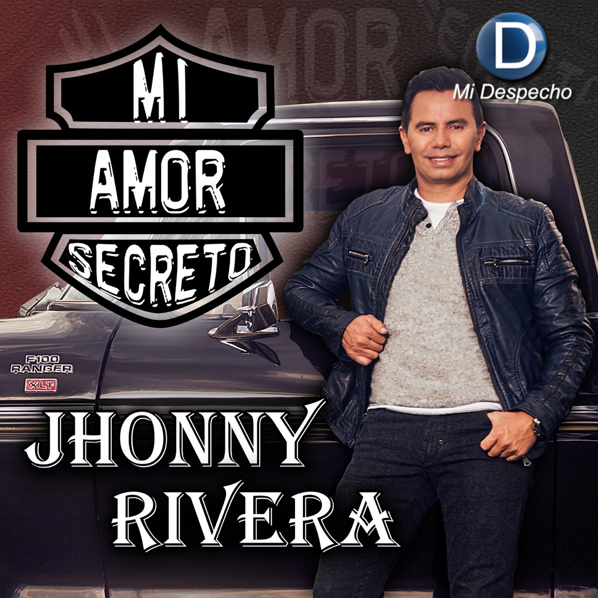 Jhonny Rivera Mi Amor Secreto Frontal