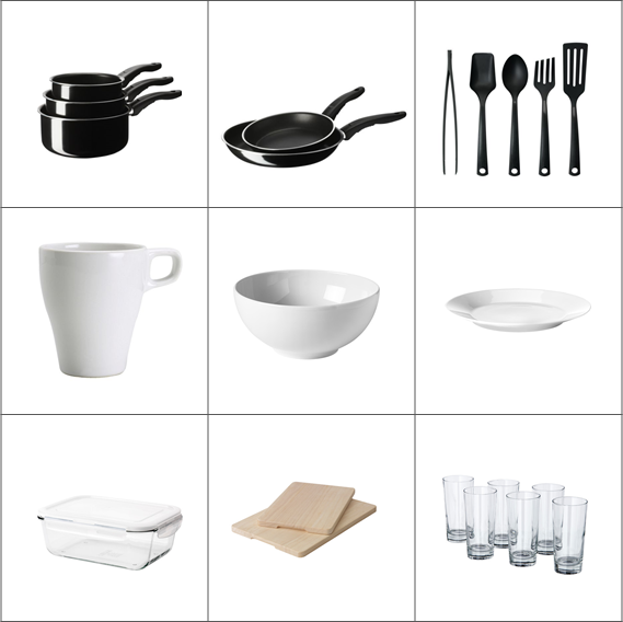 ikea 365 assiette de service blanc ikea