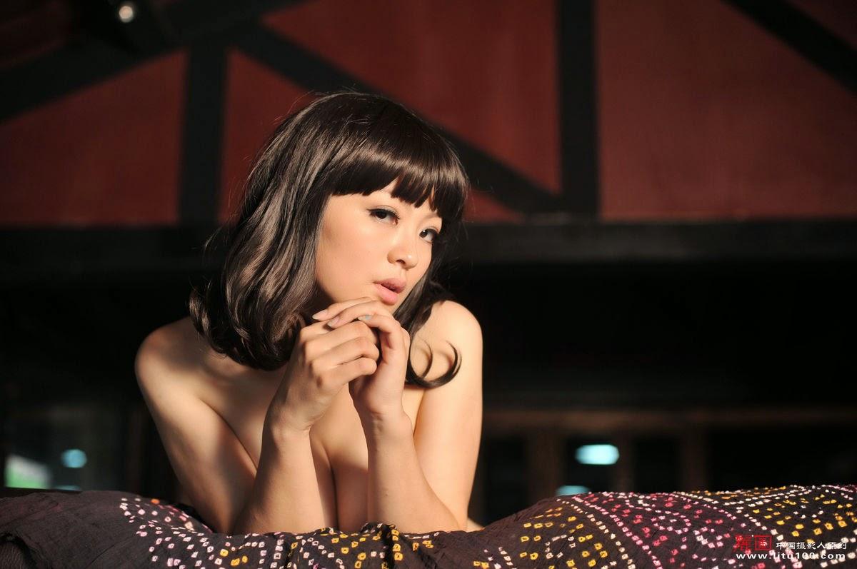 DSC 7285 - Chinese Nude Model Su Quan [Litu100]   18+ gallery photos